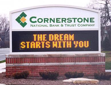 Cornerstone National Bank